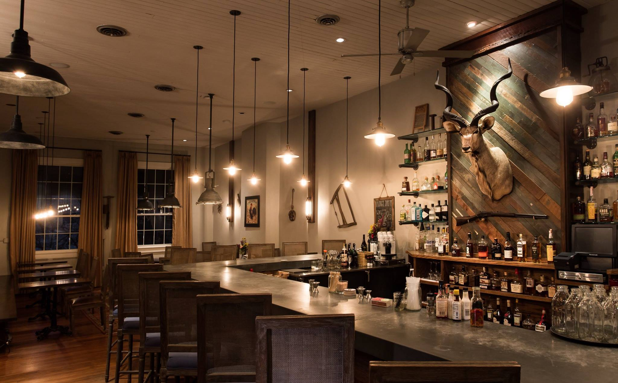 Whiskey Bar Kitchen