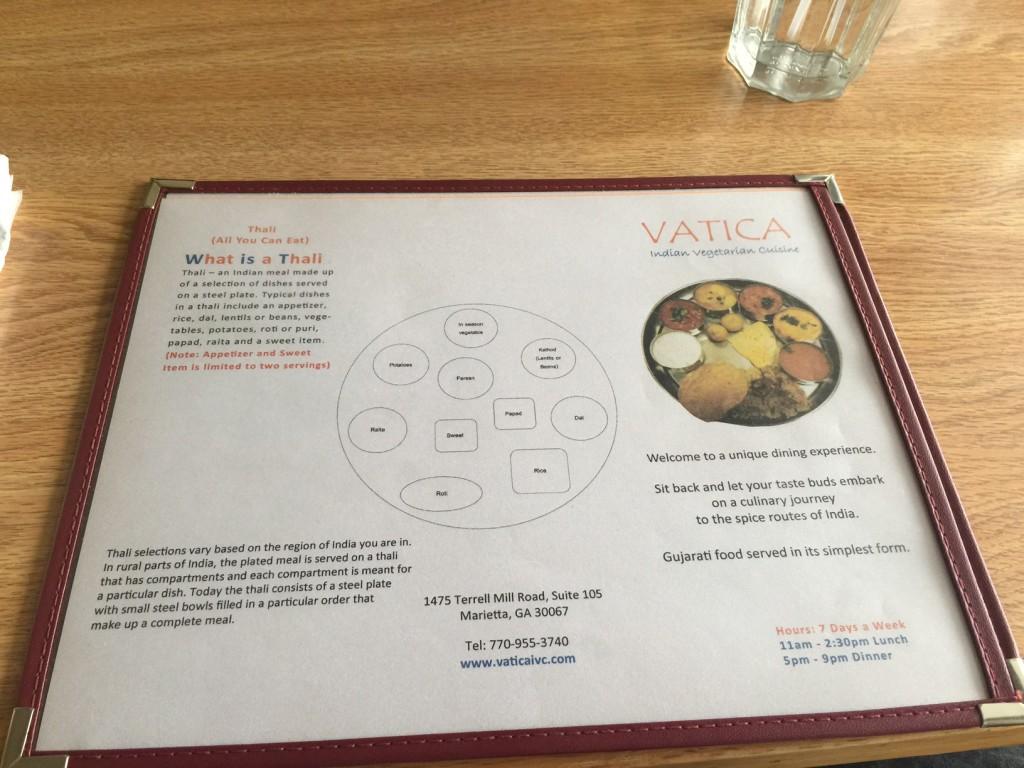Vatica Indian Food Toronto