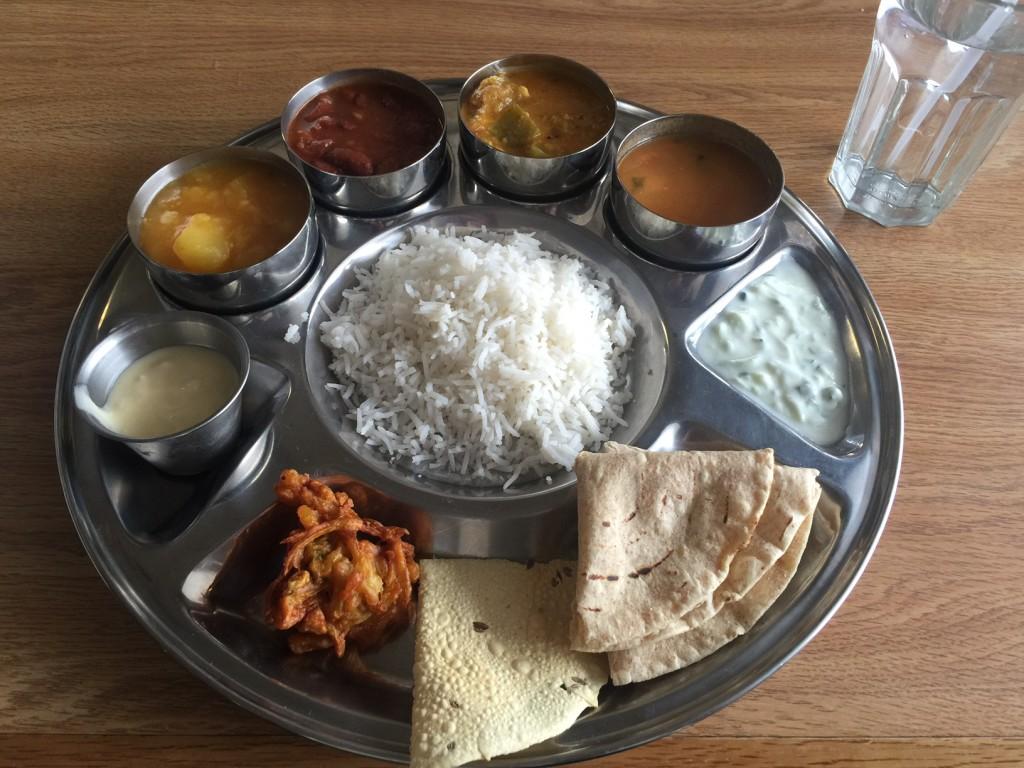 Indian Food Oxford Ohio